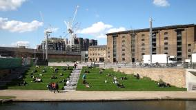 King's Cross: urban transformation