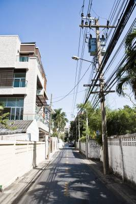 New apartment on Ari Samphan