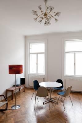 Markus Huber's home