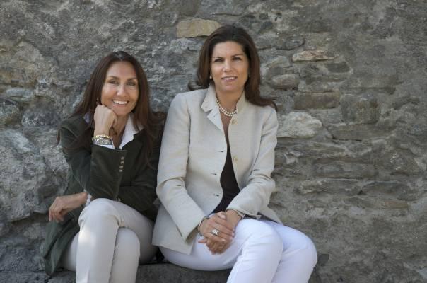 Valgrisa's Silvia Tambosco and Alessandra Fulginiti