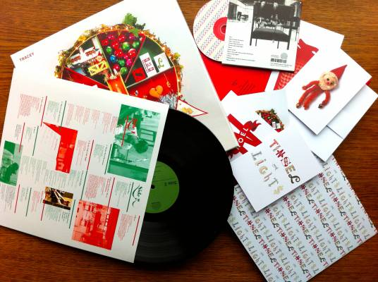 Tracey Thorn – Tinsel And Lights Deluxe Box Set