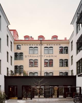 Courtyard of Block C