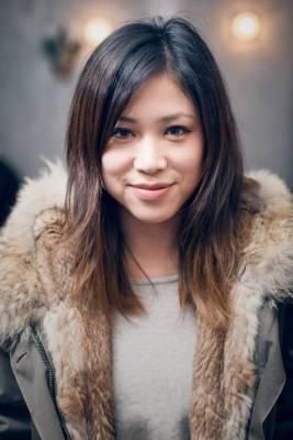 Satoe Tanaka, trainee perfumer at Robertet
