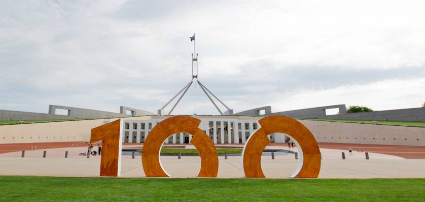 Canberra comes of age