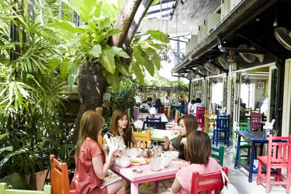 Baan Mae Yui restaurant