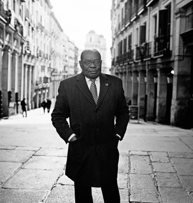 Severo Moto Nsa, Self-styled president-in-exile of Equatorial Guinea. EXILED IN: Madrid