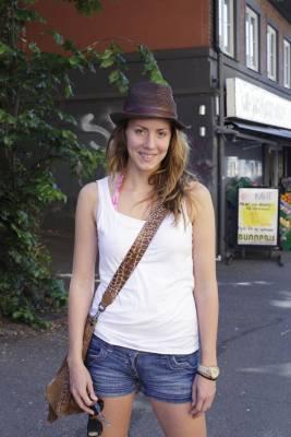 Denise Reitan, student and resident