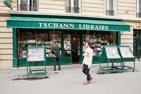 Tschann Libraire , Yannick Poirier, Paris