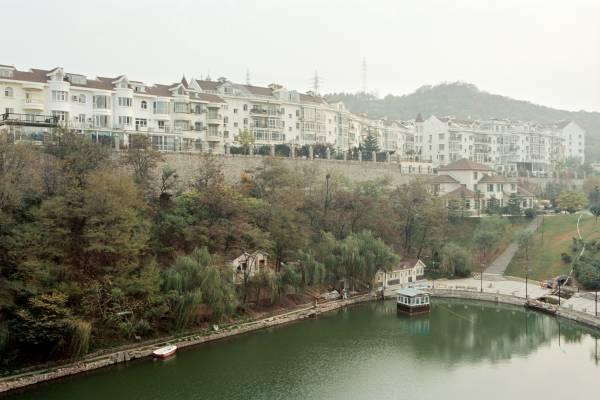 Gated residential community in Zhongshan