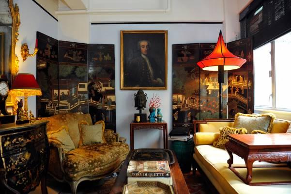 Olivier de Molina's flat