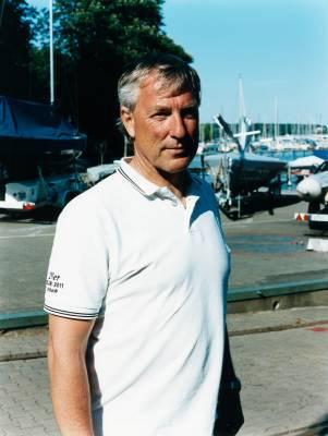 Frank Butzmann, of Verein Seglerhaus am Wannsee