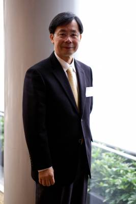 TSWong, chairman of HKTDC