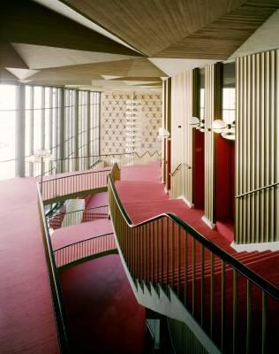 Staircase, Teatro Regio
