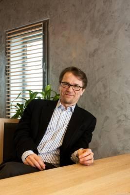 Mikko Kosonen – president of Sitra