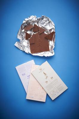Chocolate Naive, Giedraiciai