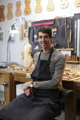 Jacob von der Lippe, violin maker