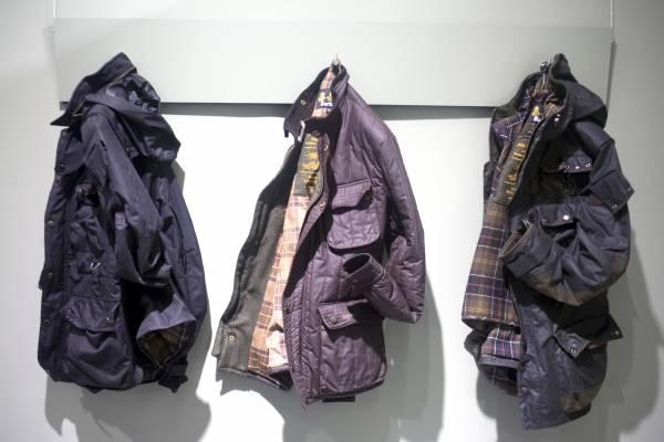Barbour x To Ki To jacket