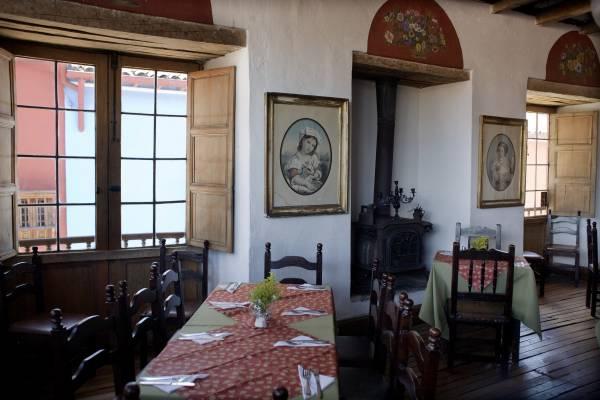Fulanitos restaurant