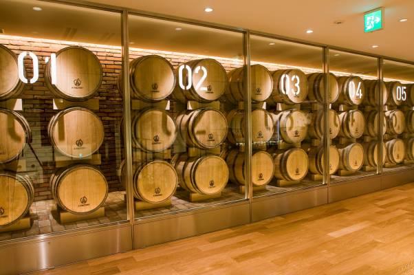 Barrels for apple brandy