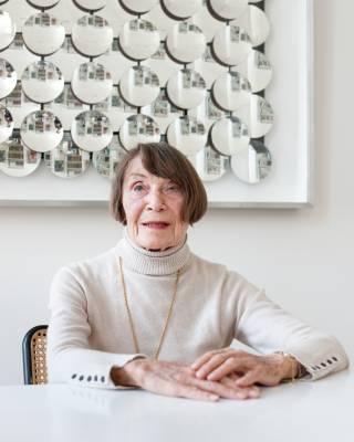 The Foundation's original matriarch, Anneliese Friedmann