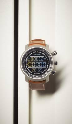 12- Suunto watch