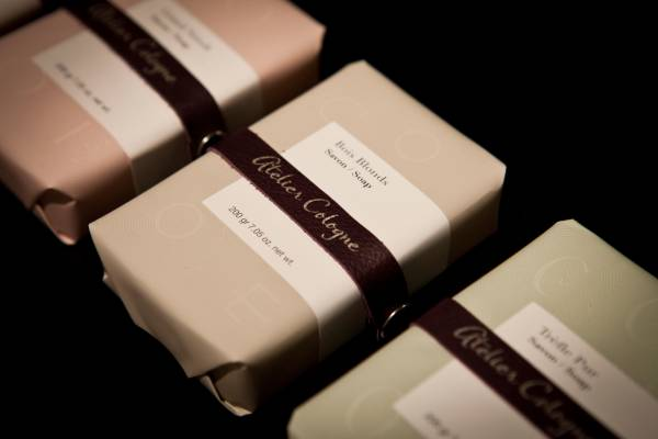 Atelier Cologne soaps