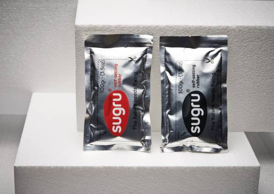 Sugru - Self-setting rubber