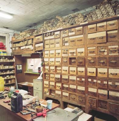 Stockroom at Sangermani