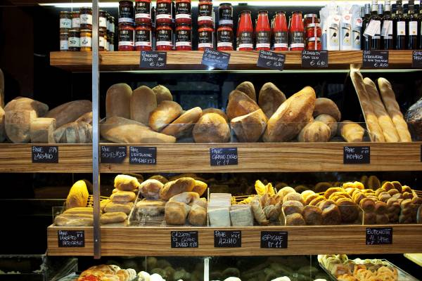 Doppio Zero bakery/restaurant