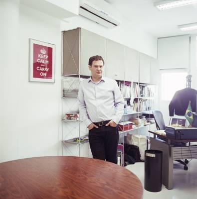 Editor-in-chief, Sérgio Dávila