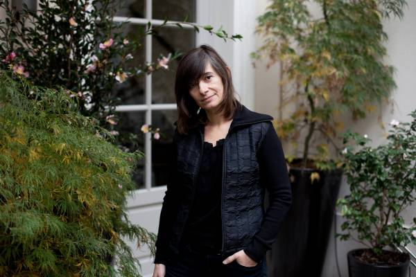 Artistic director Sara Deux