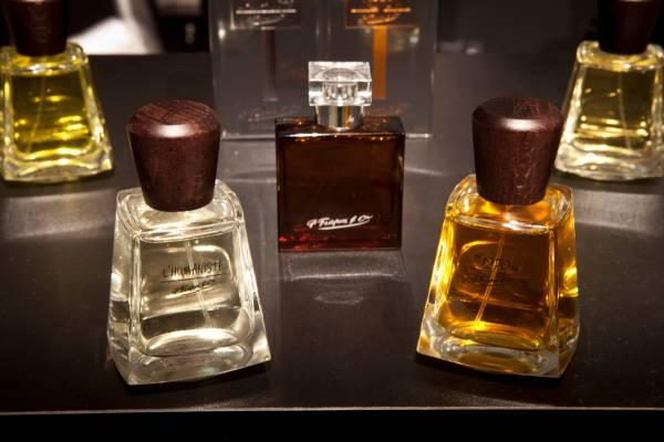 P Frapin & Cie bottles