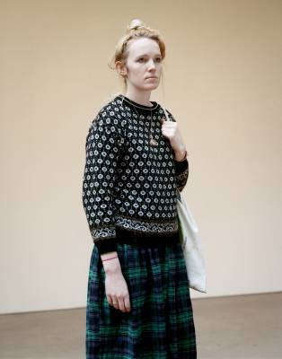 Laura Mills, BA Womenswear, UK