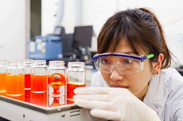 Minako Aoki of Pharmaceutical and Healthcare Research Laboratories