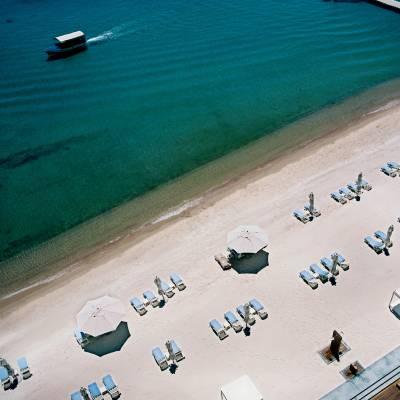 Hotel Kempinski beach