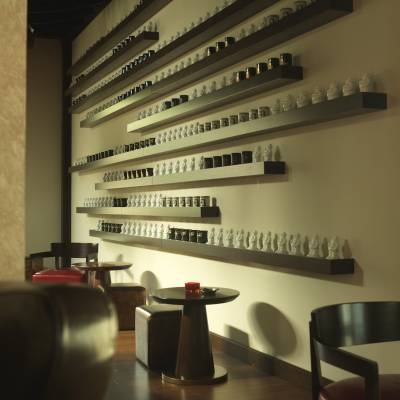 Chinar restaurant interior