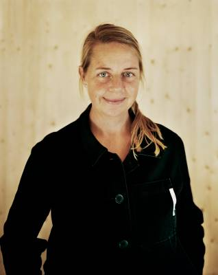 Helena Bloom, co-owner of Leva Husfabrik