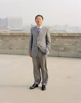 Yu Hengzhuang of Dalian Software Park