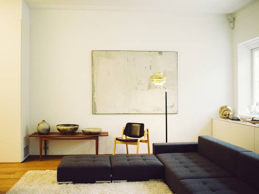 Alfa sofa by Emaf Progetti for Zanotta (1999)