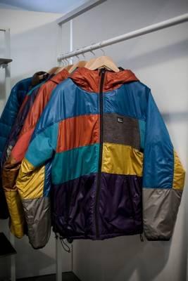 Manastash patchwork coat