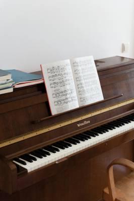 Huber's piano