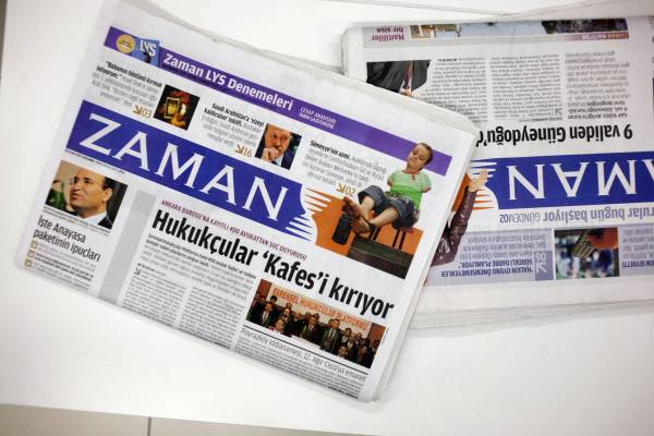 Edition of Zaman