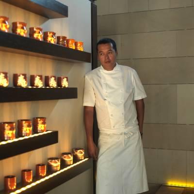 Anthony Sousa Tam, head chef at Chinar