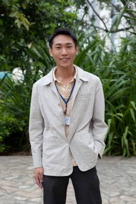 Alan Lin, serviced apartments manager at BaGe Holiday Inn