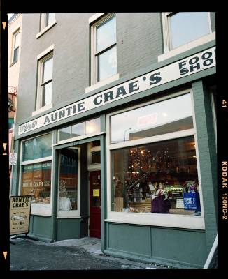 Auntie Crae's was the first gourmet shop in St John's