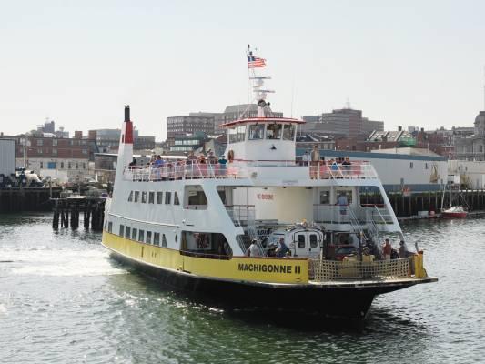 Peaks Island ferry