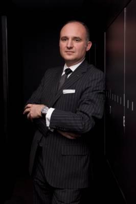 Carlos Rosillo, CEO, Bell & Ross