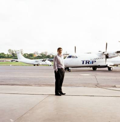 Evaristo Mascarenhas, director of Trip Airlines