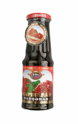 **2** Narsarab pomegranate sauce for sturgeon