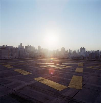 Every major business in São Paulo needs a heliport